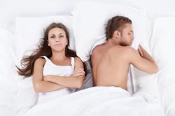 Розовые выделения после полового акта