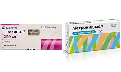 Метронидазол и Трихопол - 2 медикамента, которые чаще всего употребляются в борьбе против заболеваний половых органов